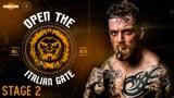Rising Sun Wrestling: Open The Italian Gate - Stage 2