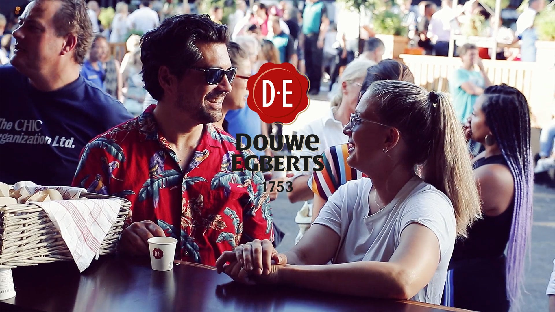 Jacobs Douwe Egberts Event Video
