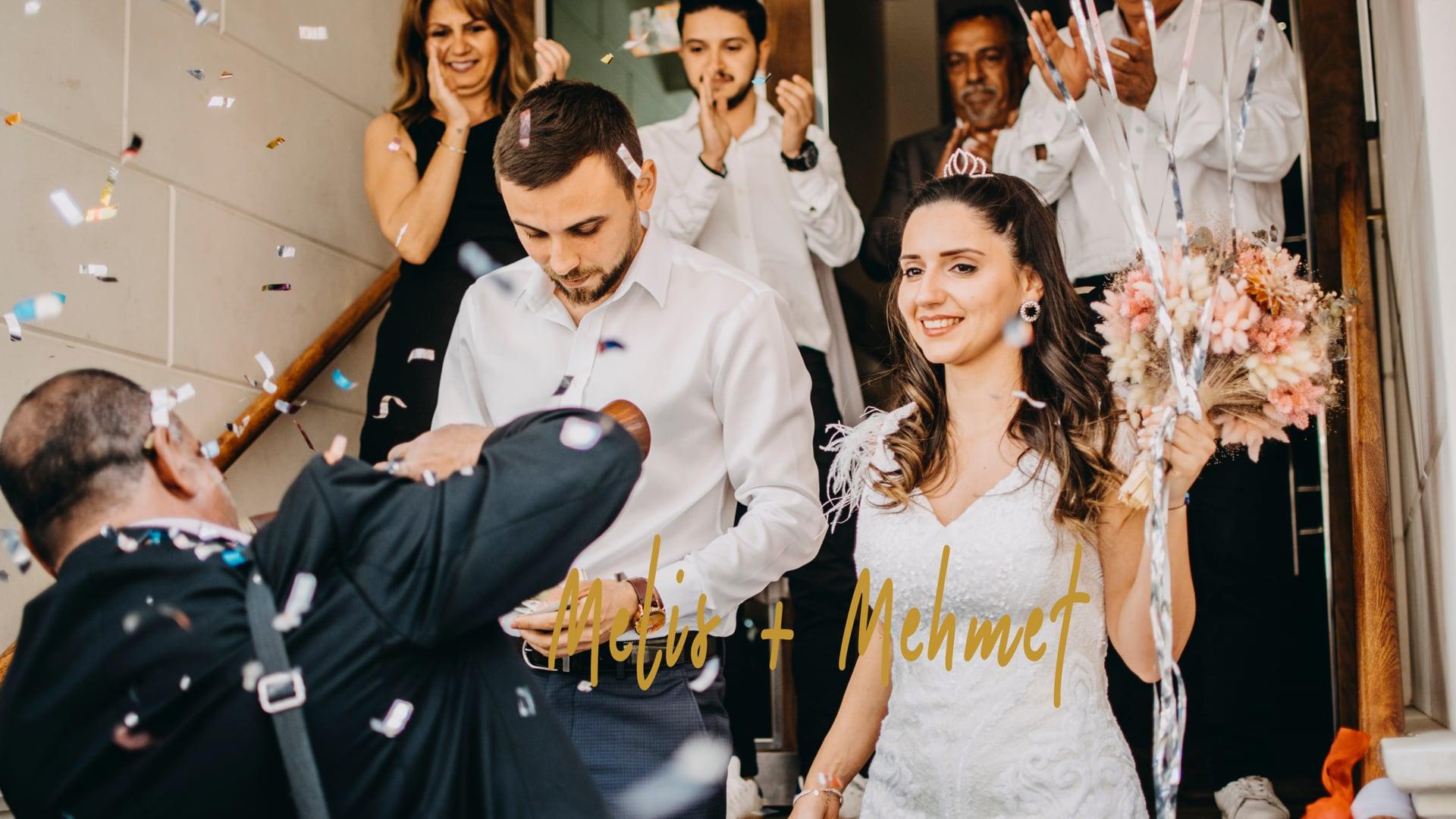Melis + Mehmet Teaser