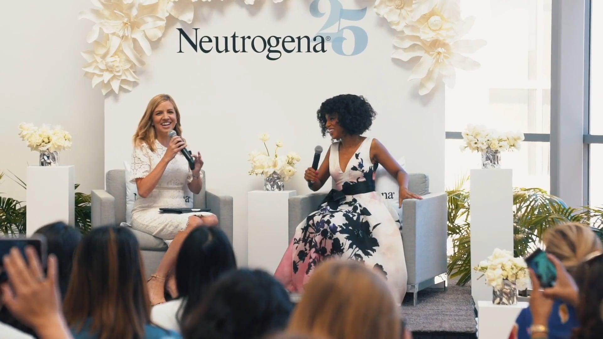 Neutrogena 25th Anniversary - with Kerry Washington