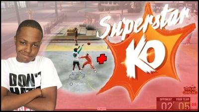 Park w/ The Ninjas + SuperstarKO Mode! - Stream Replay