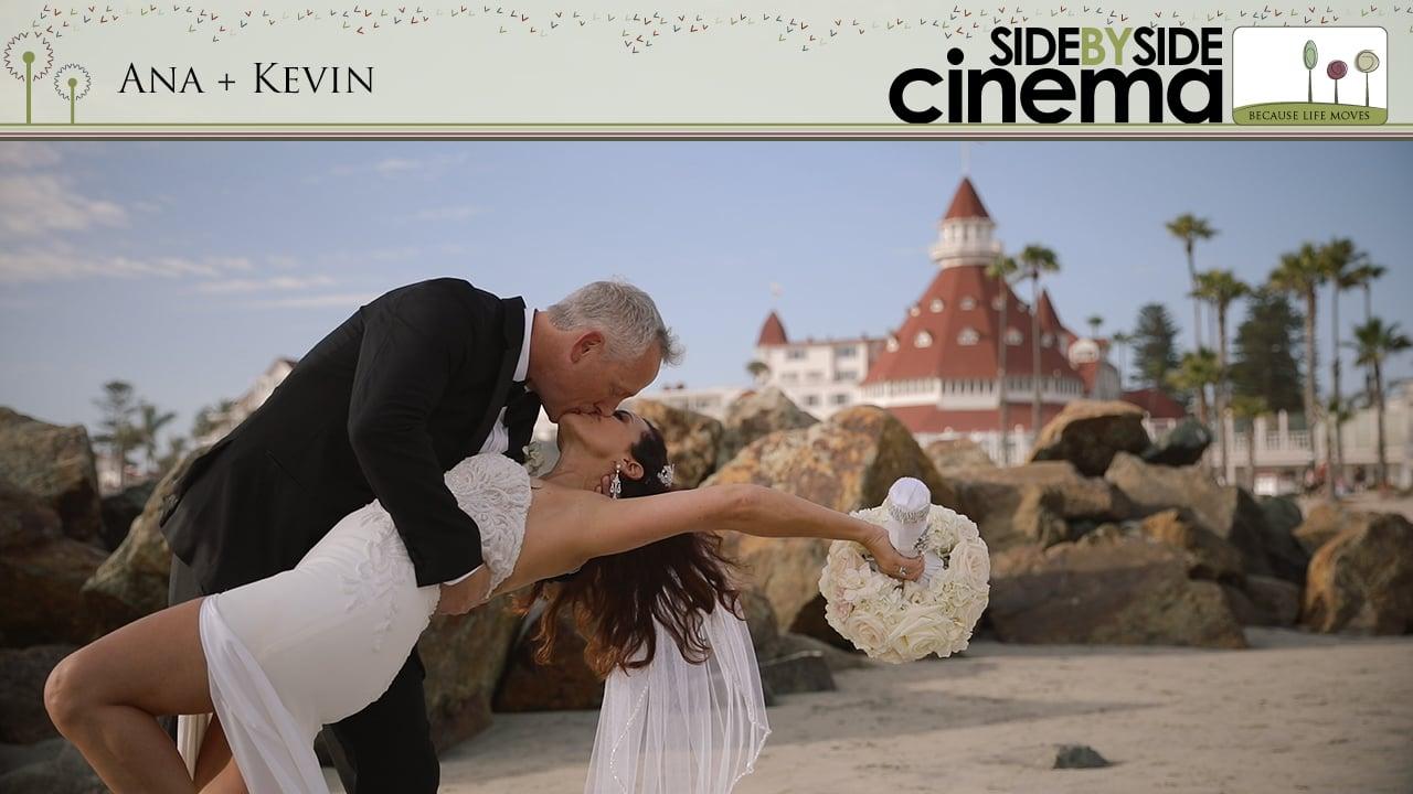 Ana + Kevin - Hotel Del Coronado Wedding