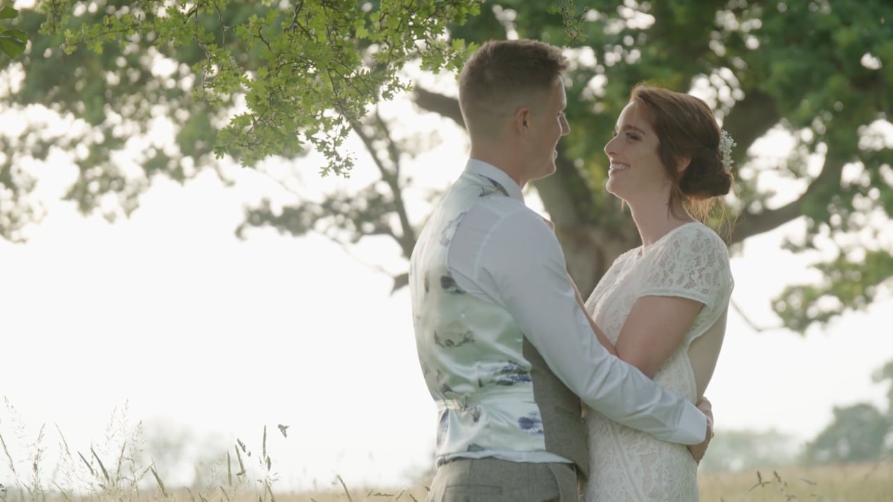 Cat and Steve - Burley Manor, New forest, Hampshire