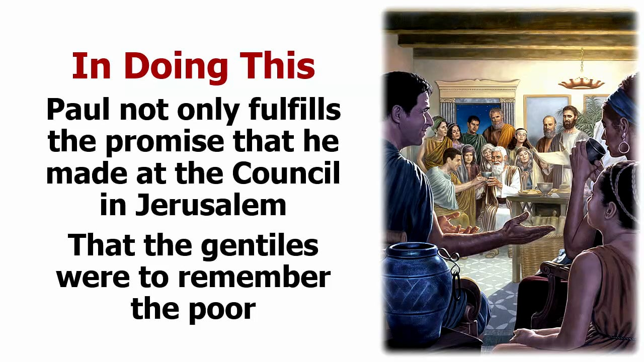 Acts 20-21: Paul in Jerusalem