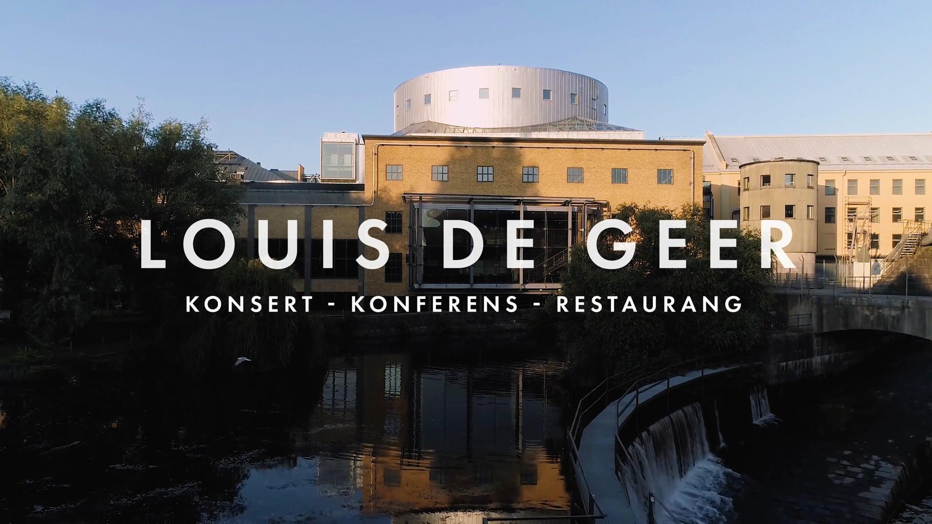 Louis De Geer 4K