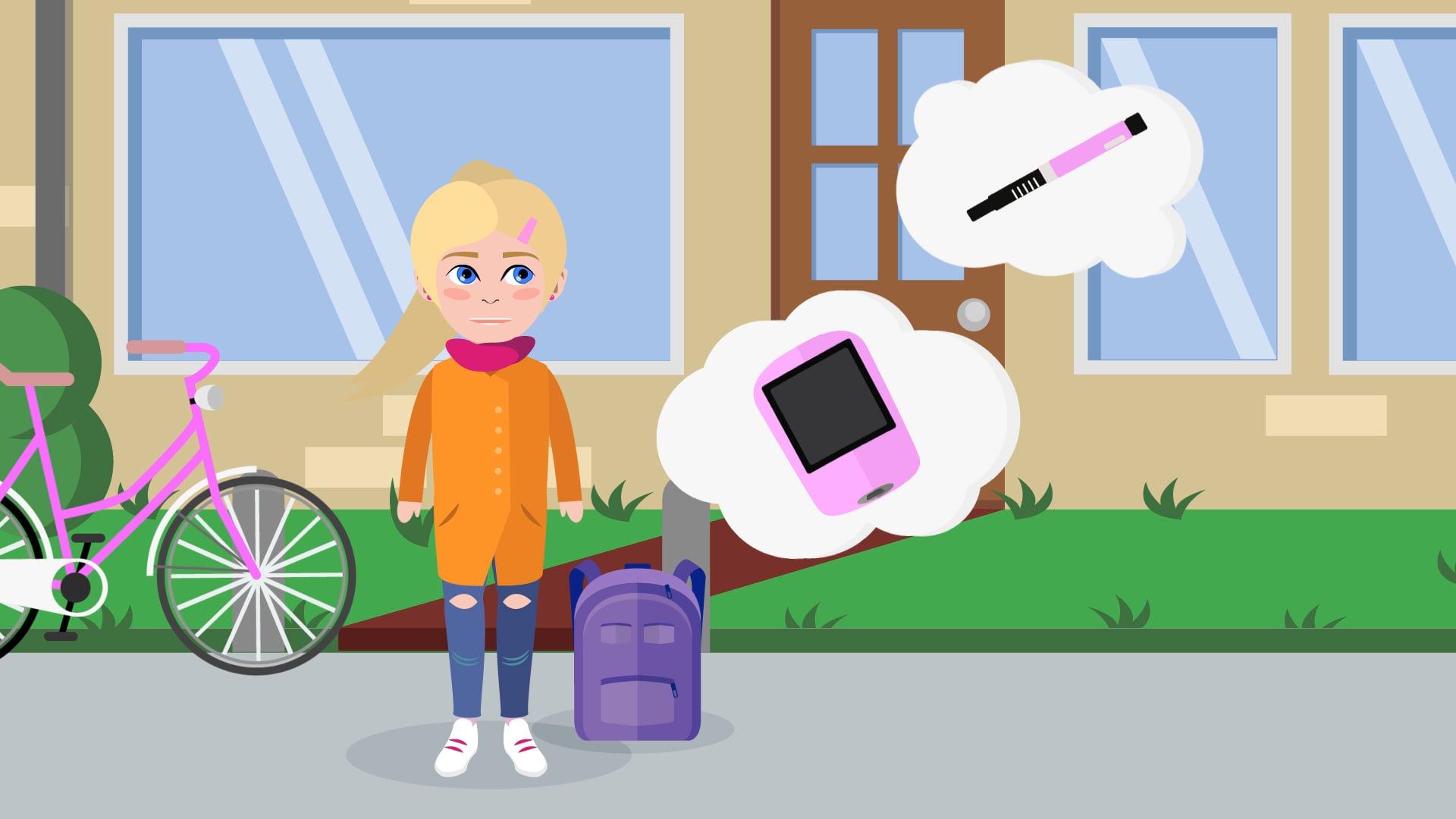 LILLY | Een hypo op school, wat nu?