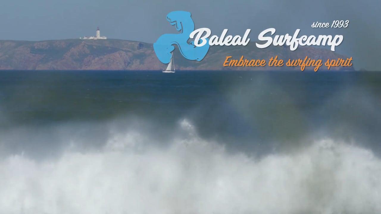 Baleal Surf Camp - Peniche, Portugal - WEEK 23/09/2019