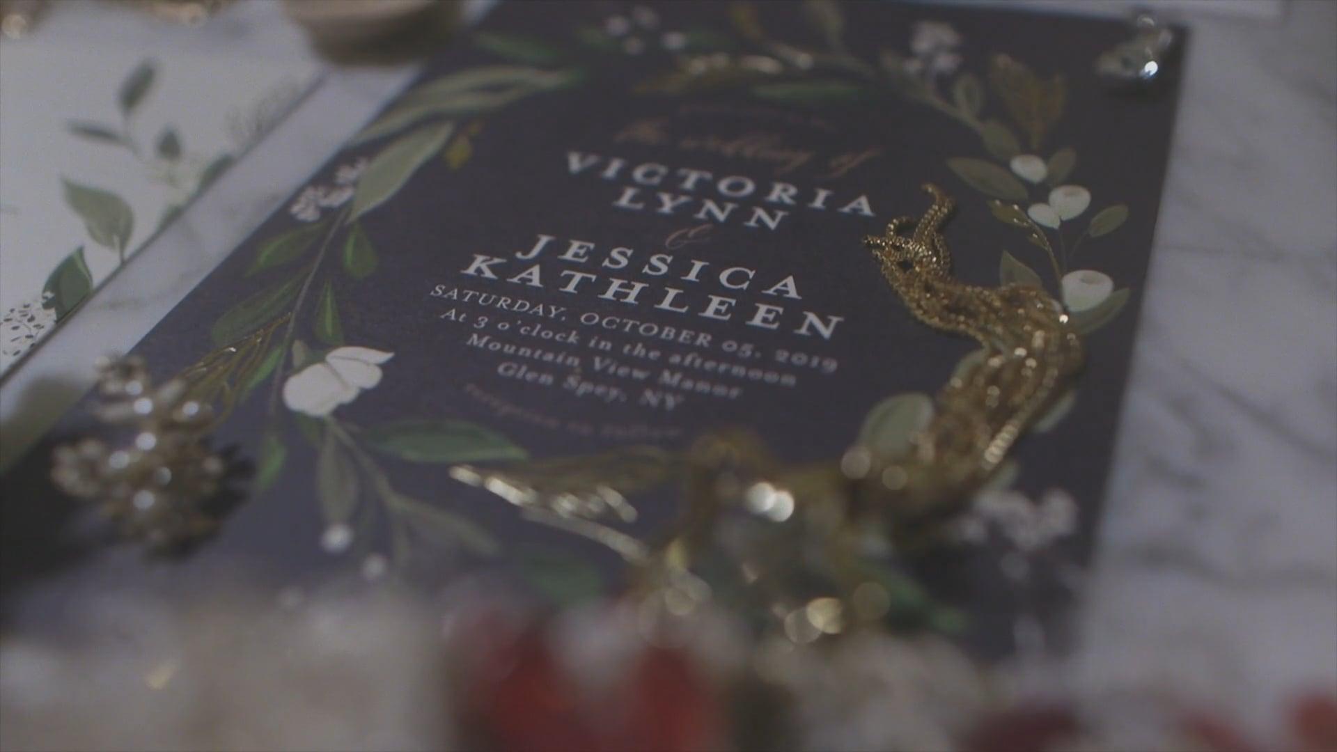 Victoria + Jessica Teaser
