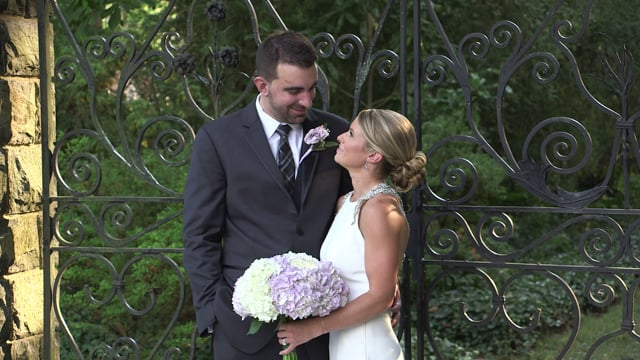 Ashley & Mike's Wedding at Hotel Du Pont