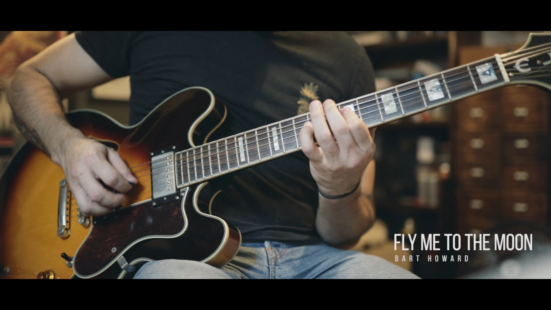Fly Me To The Moon - Instrumental