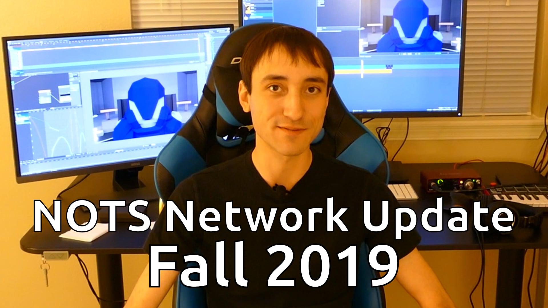 NOTS Network Update - Fall 2019