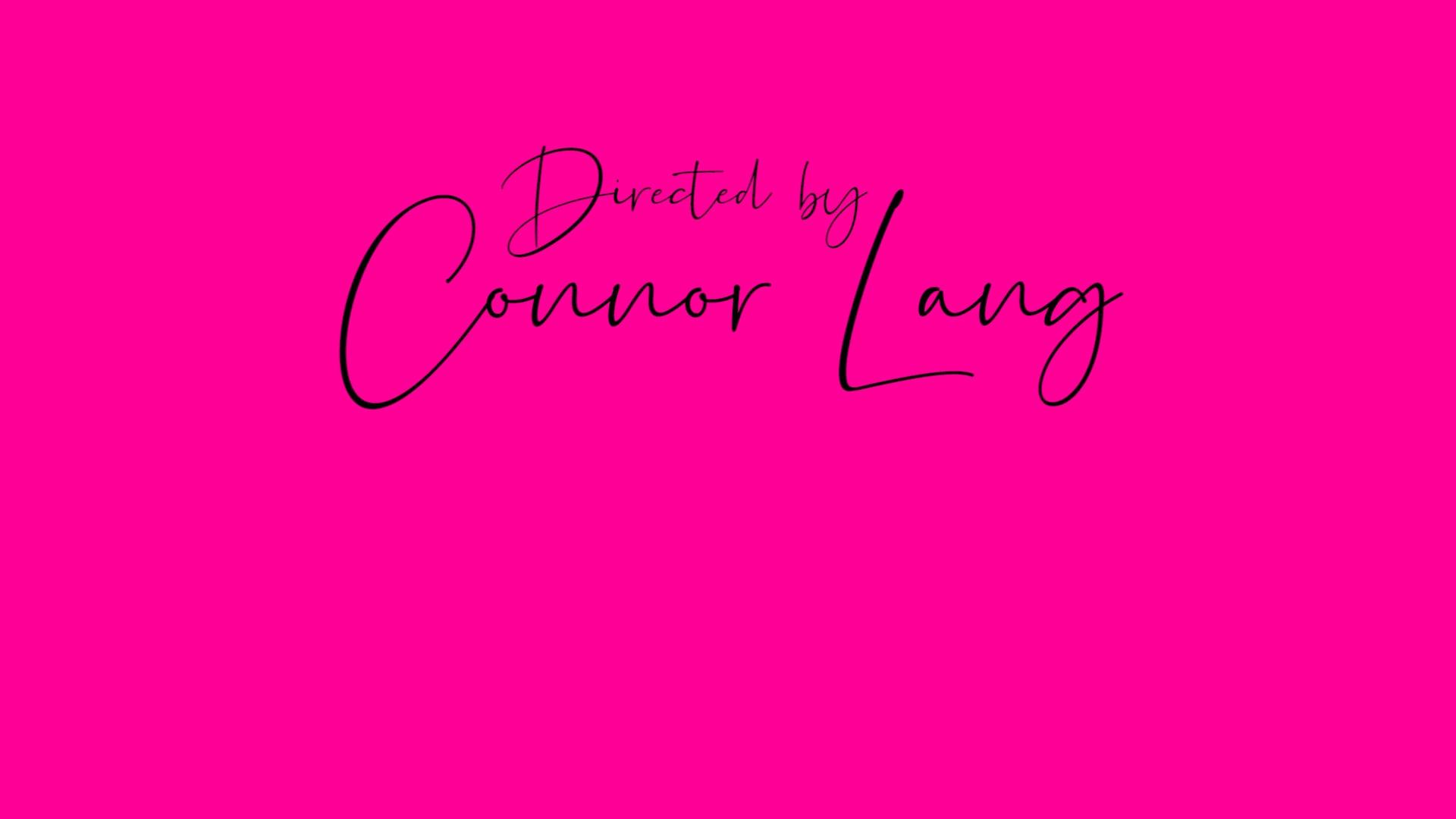 Connor Lang || Director's Reel