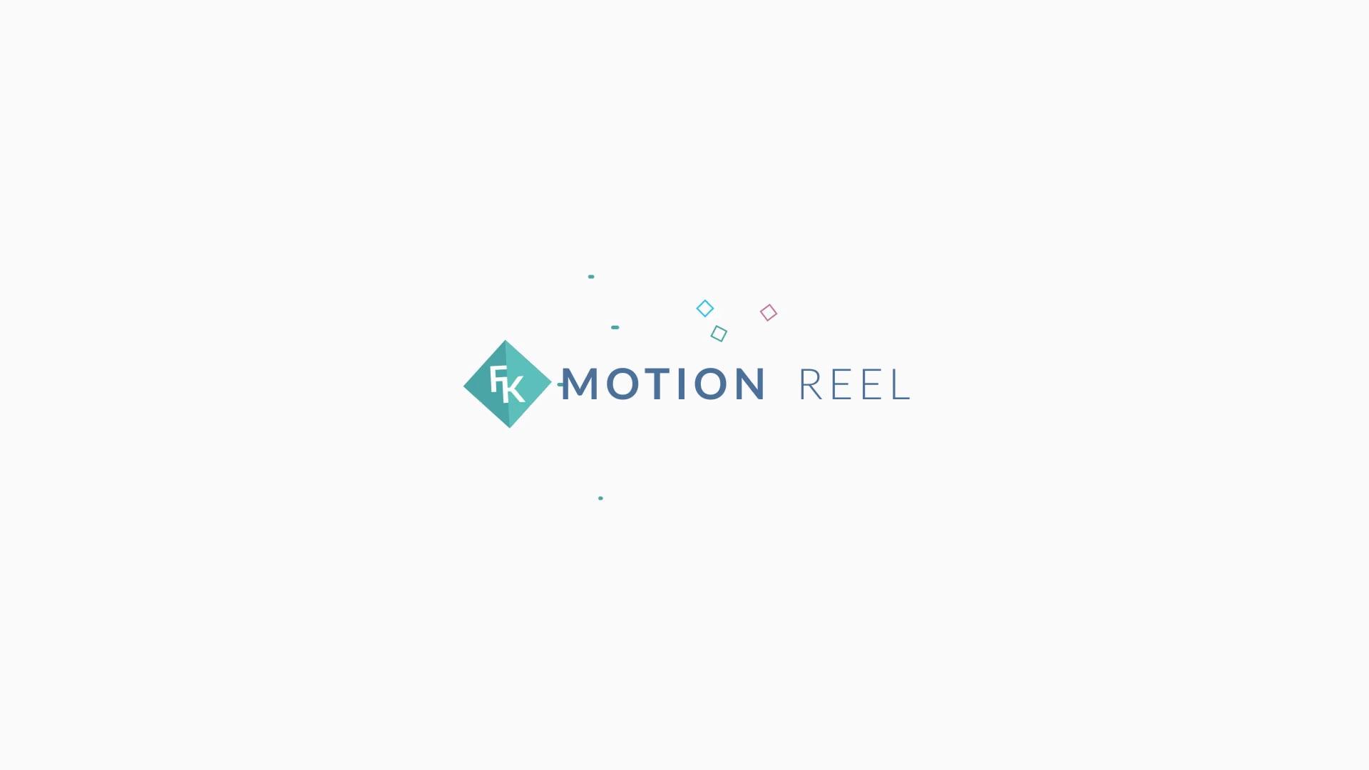 Frank Keyner Motion Design Reel