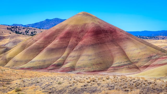 Breathtaking Painted Hills, Oregon - trailer- 4k (UHD)