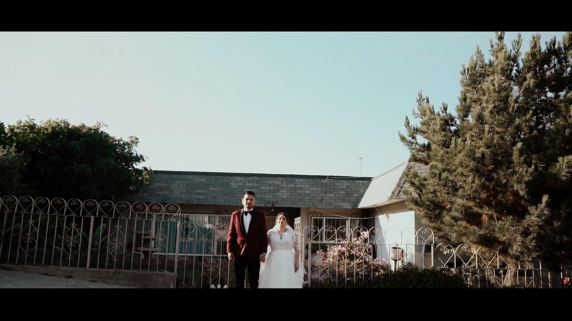 Jesus & Michelle Wedding Trailer