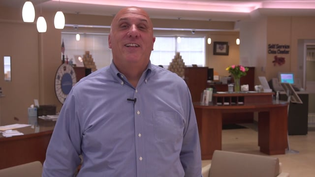 Video for Board Meeting, First Bank of Greenwich
