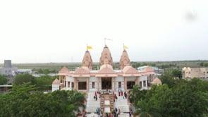 Overview of Rajkot Trimandir