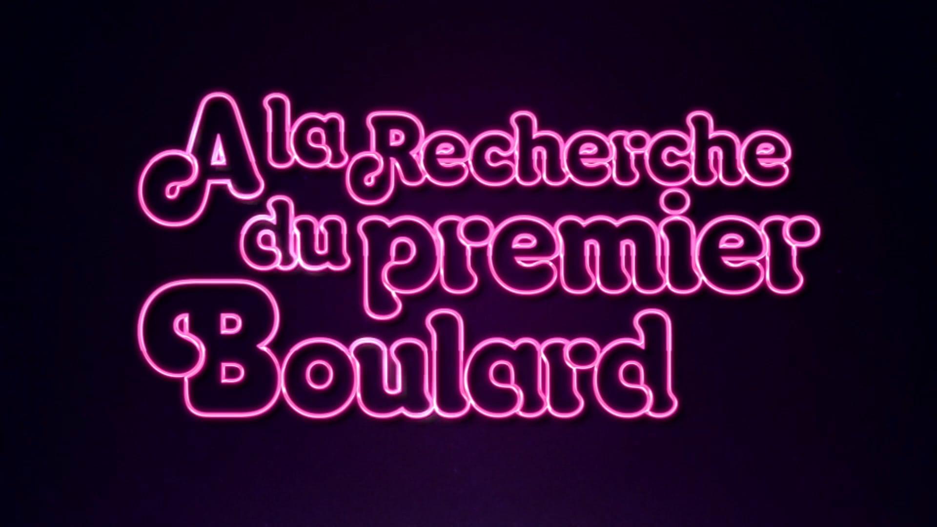 A la recherche du premier Boulard - TRAILER
