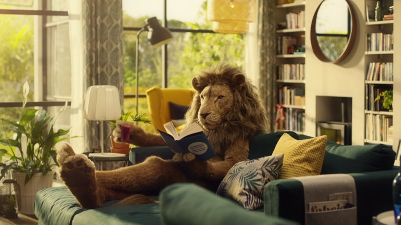 IKEA | LION MAN