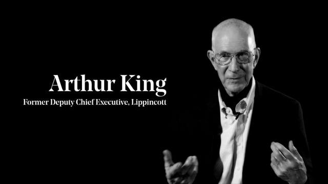 Lippincott Icons — 75 Years of Design: Arthur King