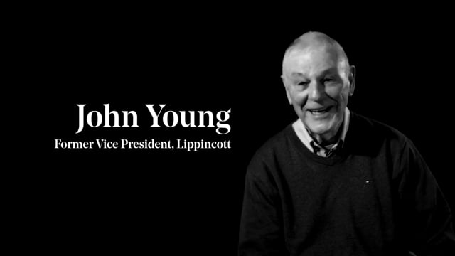 Lippincott Icons — 75 Years of Design: John Young