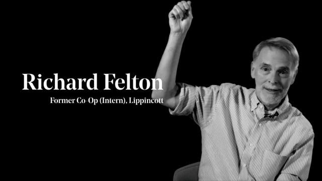 Lippincott Icons — 75 Years of Design: Richard Felton