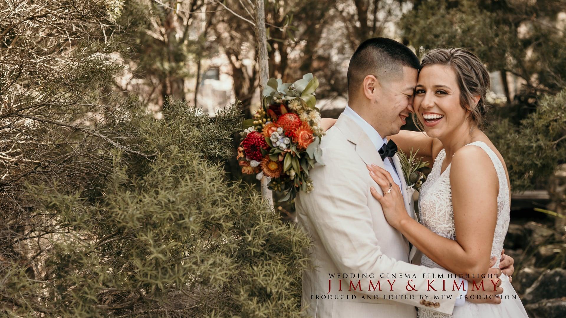 Wedding Cinema Film Highlight | Jimmy and Kimberly