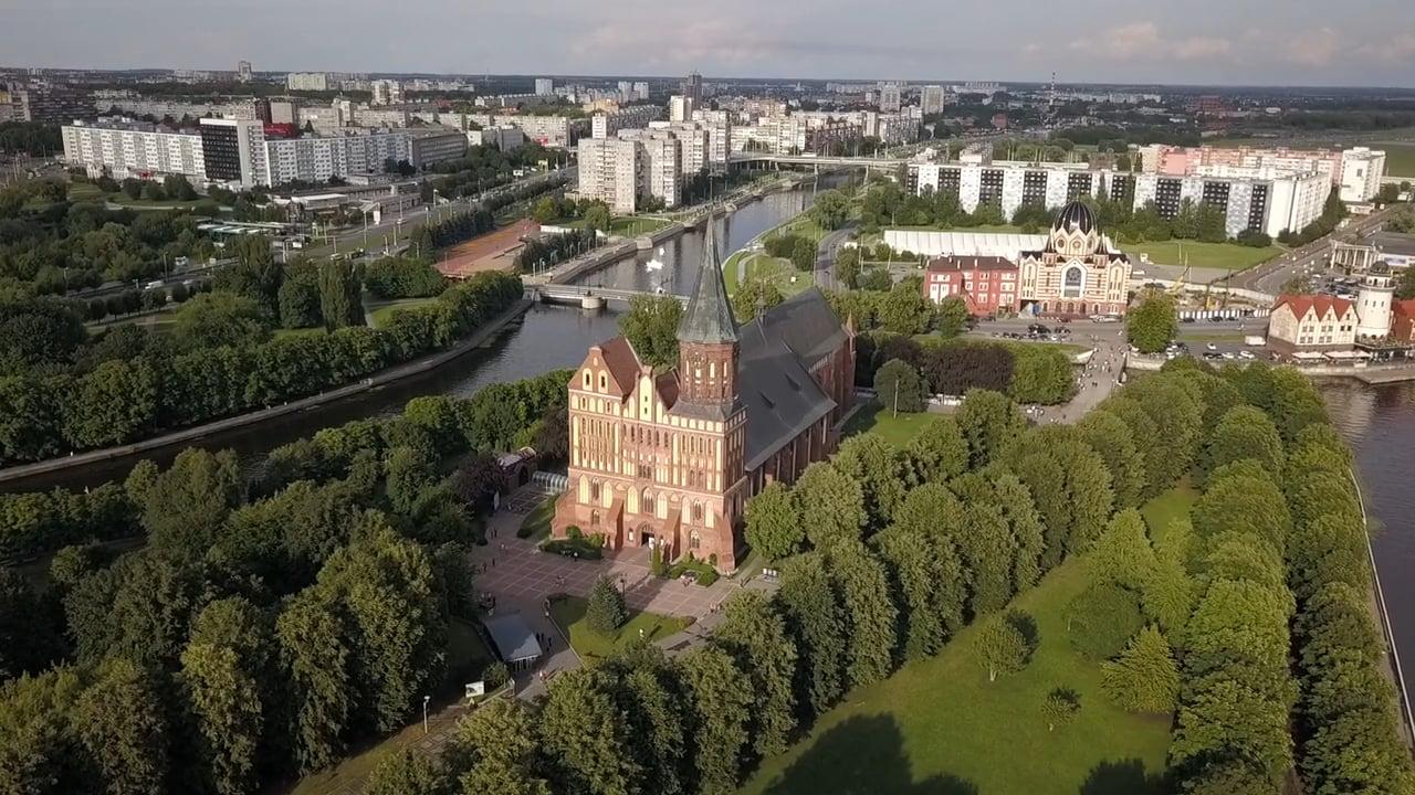 Embarquement : Russie - Oblast de Kaliningrad – La ville de Kaliningrad