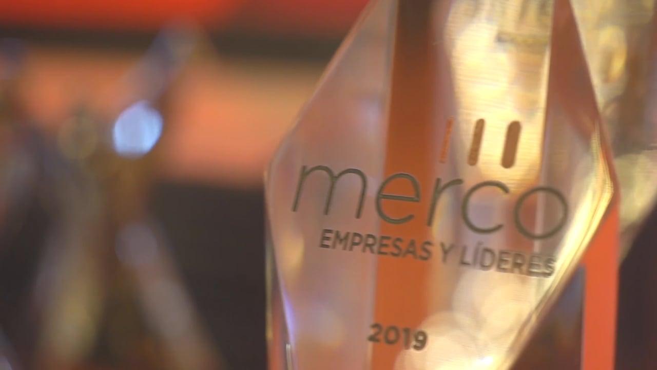 MERCO 2019 -EMPRESAS LÍDERES