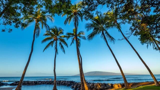 Launiupoko Beach Park, Maui, Hawaii