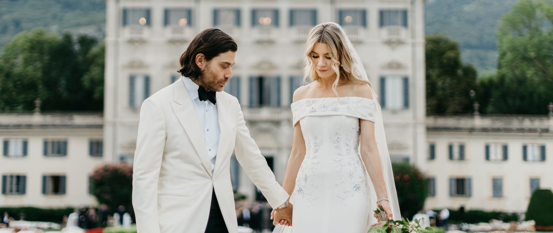 Jessica & Maurice Wedding Video Filmed at Lake Como, Italy