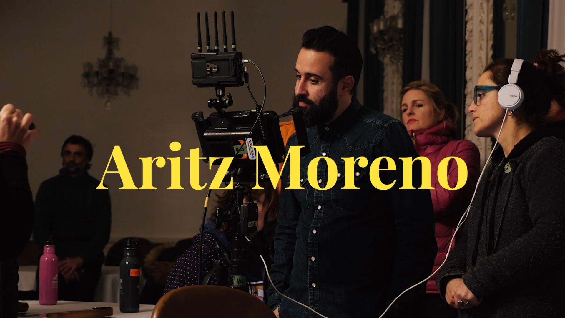 VDVET - Antonio Orejudo habla de Aritz Moreno