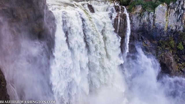 Snoqualmie Falls, Autumn. Part 1 -  Preview