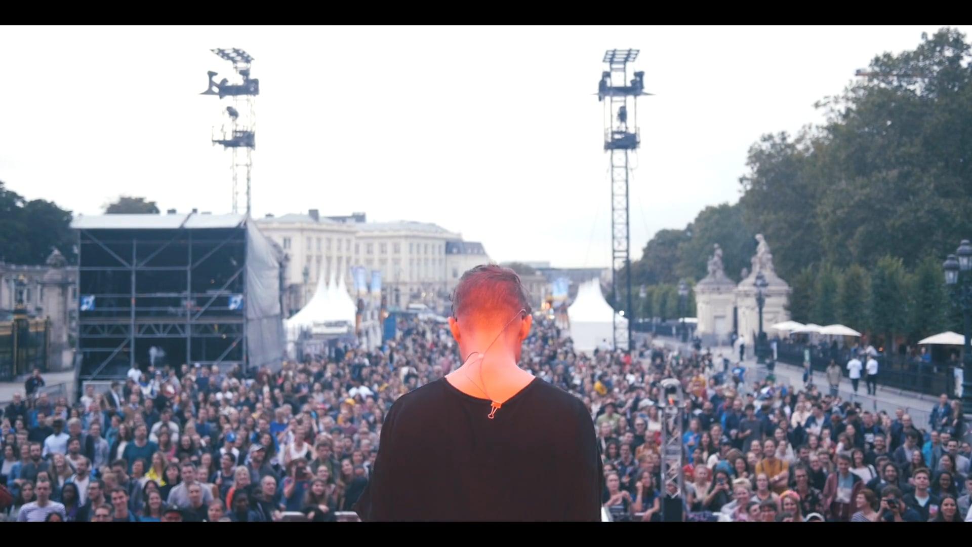 Son Lux - Brussels Summer Festival 2019 (Bruxelles)