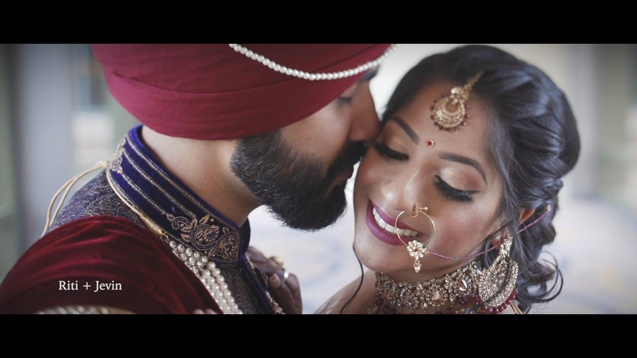 Riti + Jevin SDE | Fairmont San Jose Wedding