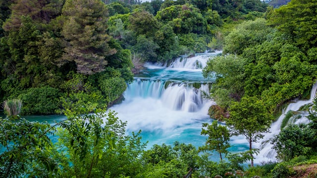 Plitvice Lakes National Park HDR