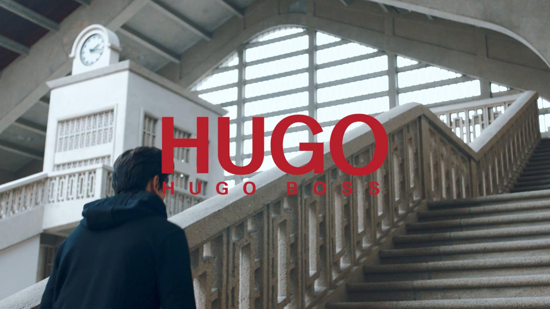 HUGO BOSS - ON THE GO SPRAY