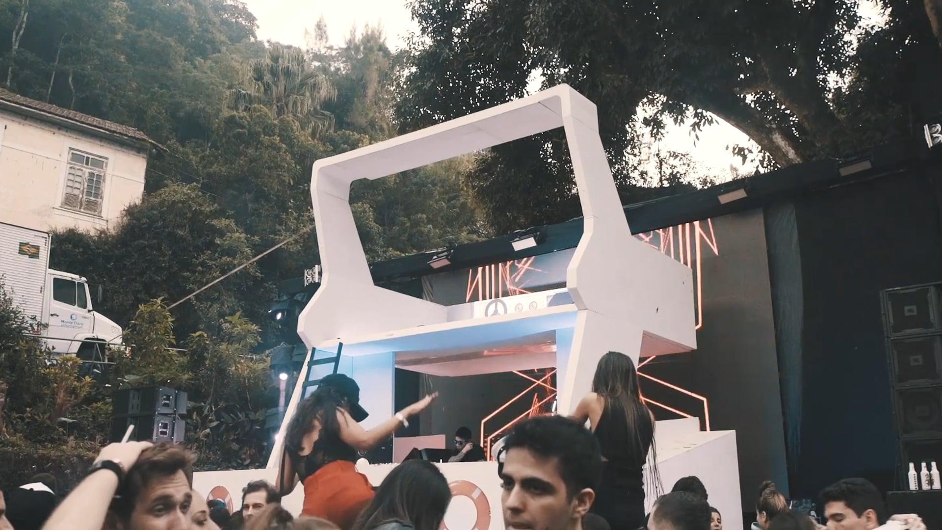 Camarote de Paulista | Bote Week