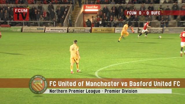 FCUM vs Basford United - Goals - 15-10-19