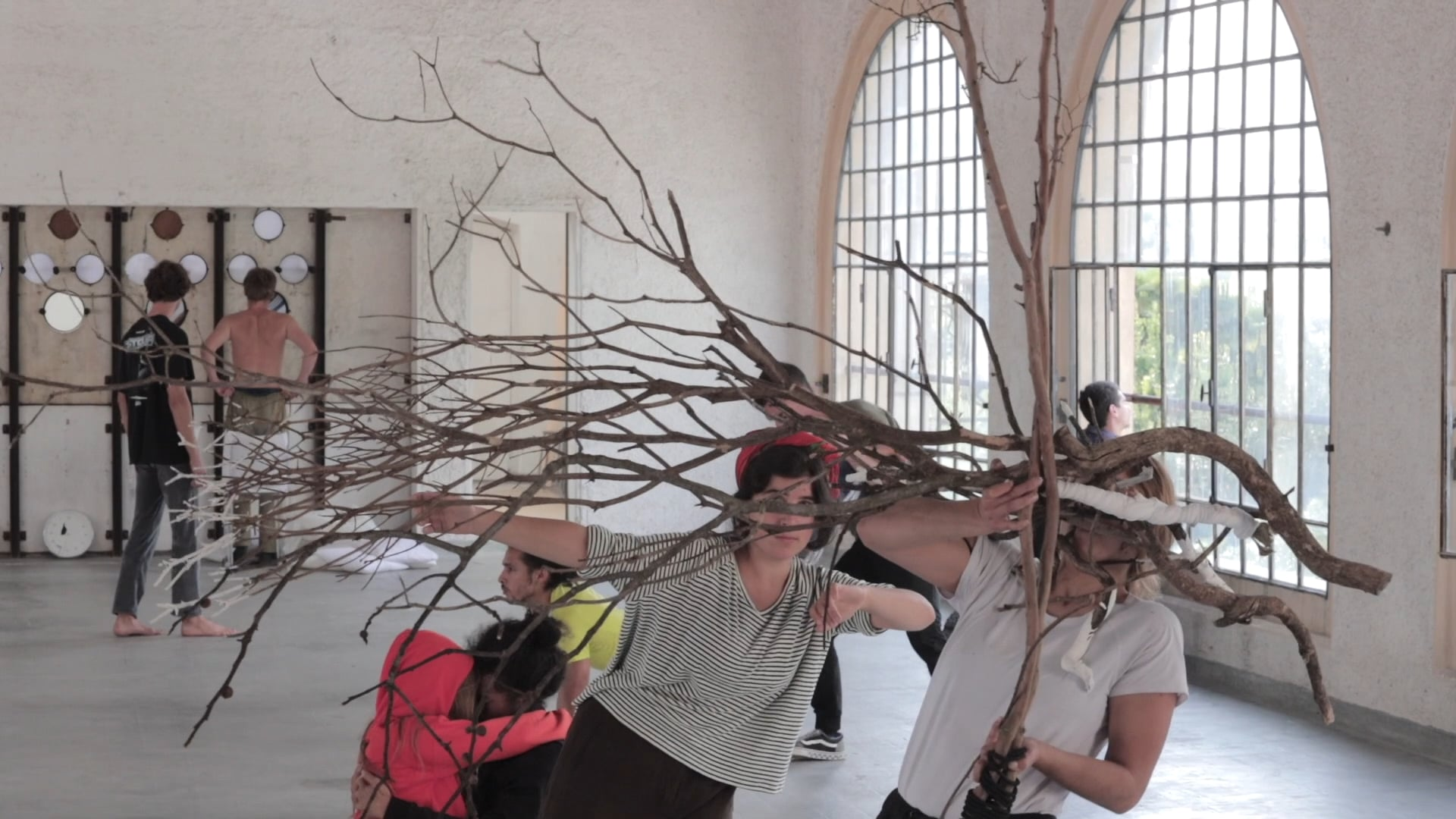 ISAC Augmented Residency 2019 - Centrale Fies - Italy/Italie