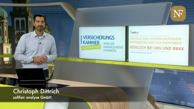 Christoph Dittrich: Digitale und unterschriftslose Antragstellung für Zahntarife