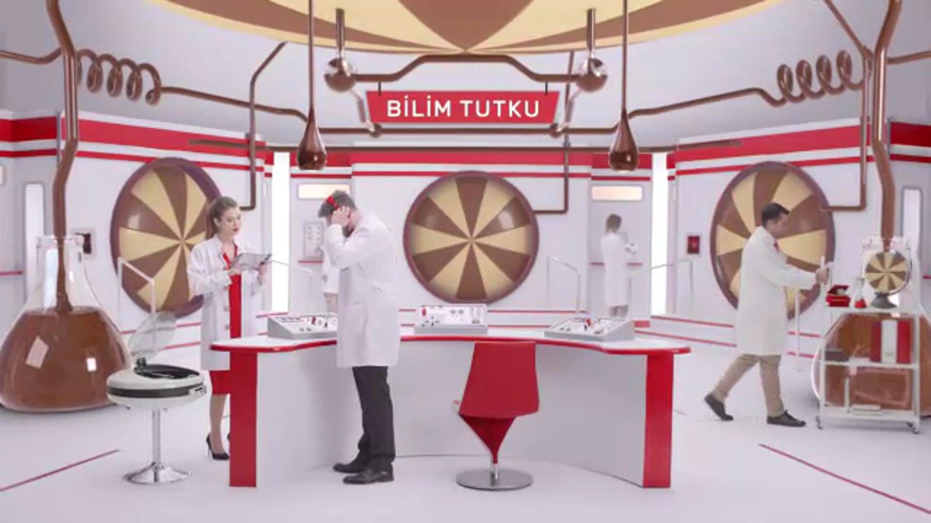 Eti Tutku 'Lab Series 1'