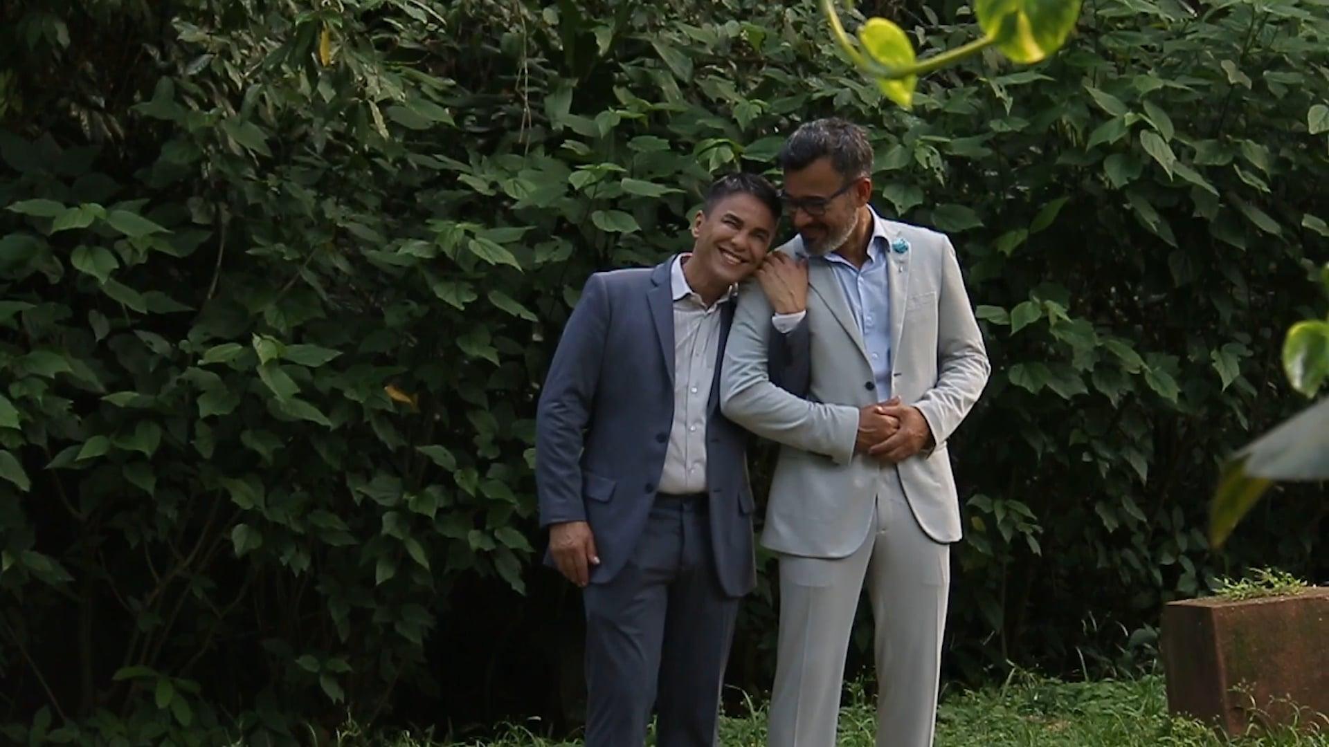 Casamento Cilas e Flávio