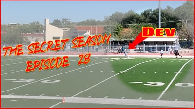 No ONE Could Stop Him! He's Gone For 88 yds!! - (The Secret Season Ep.28)