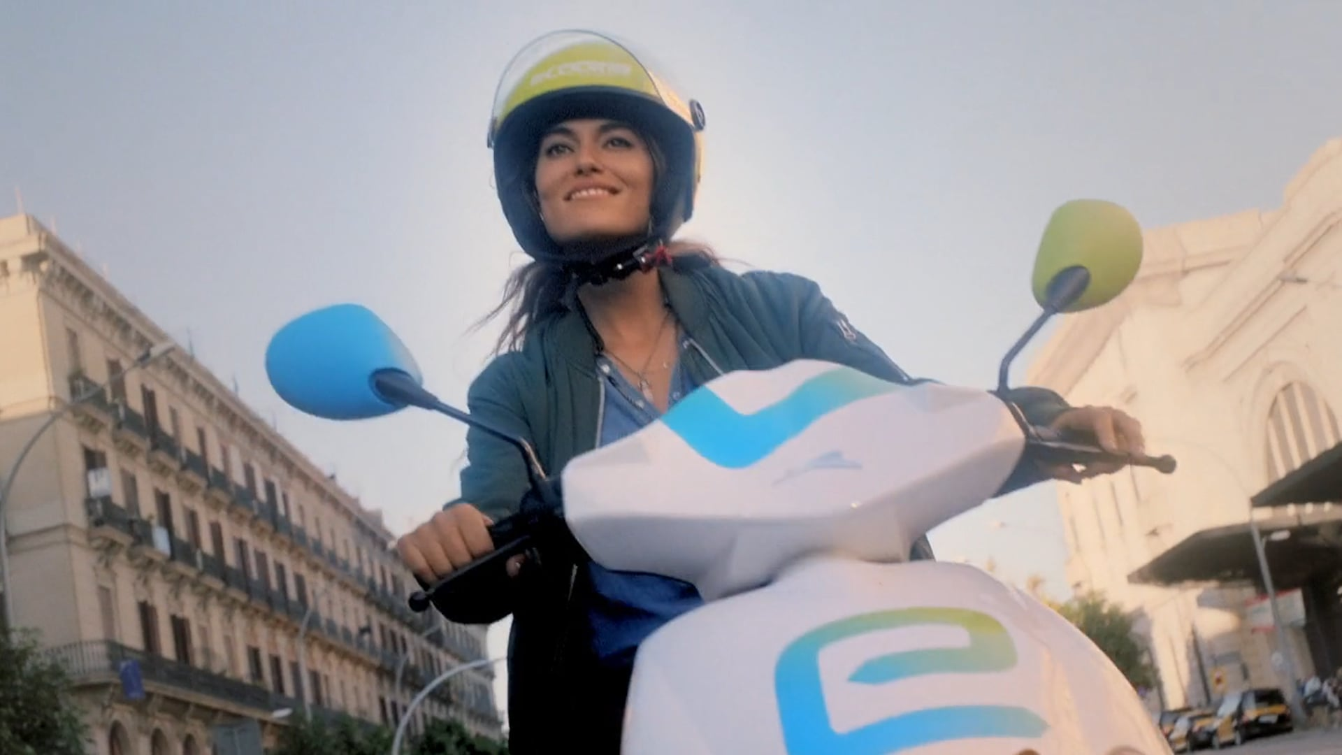 eCooltra App, Scooter, Go