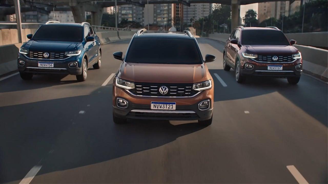 VW T-CROSS - BYE-BYE