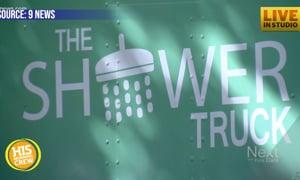 Fresh Start- Shower on Wheels Helps Homeless