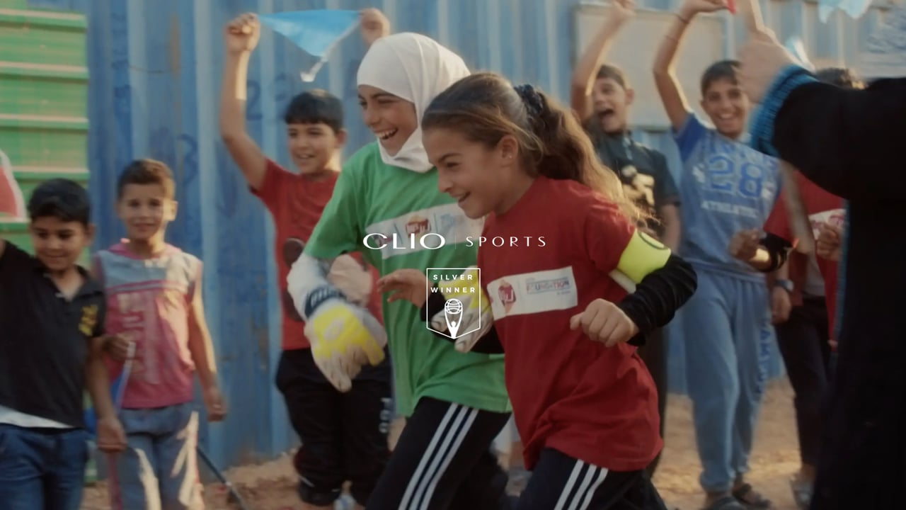 Lay's x UEFA - Za'atari Hope Football Pitch for Women ft Lionel Messi