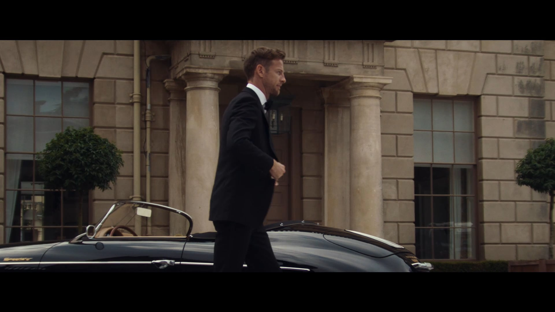 Baylis + Harding | Jenson Button