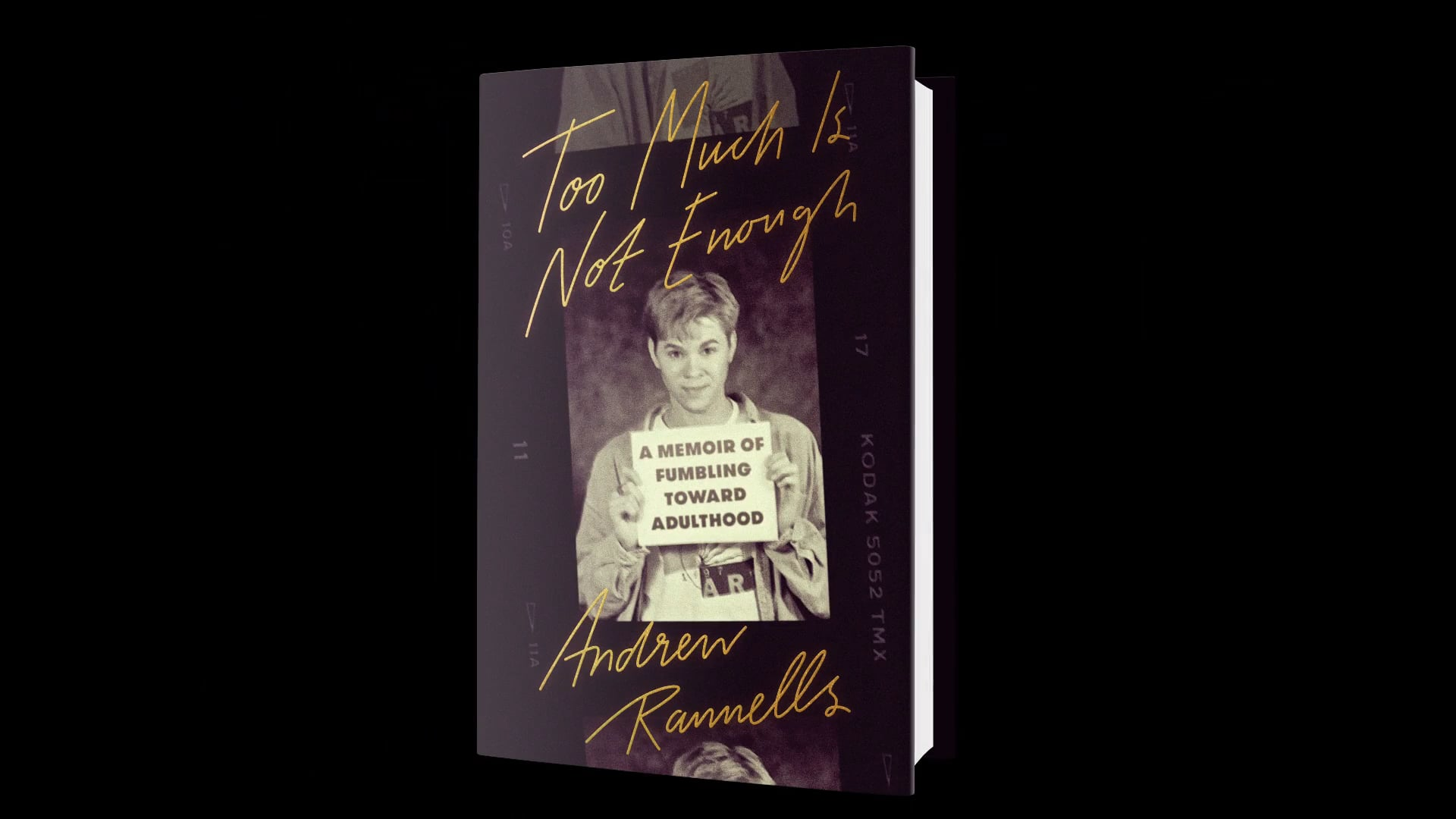 Andrew Rannells- Too Much Is Not Enough
